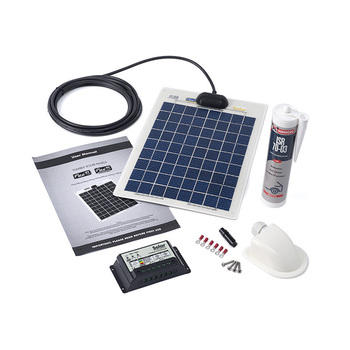 10 Watt Flexi PV Kit (STPVFRT010)