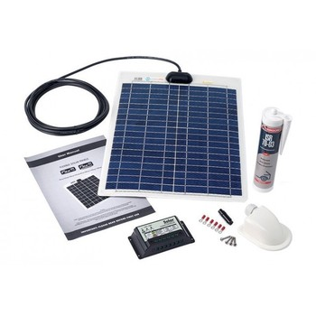 20 Watt Flexi PV Kit (STPVFRT020)