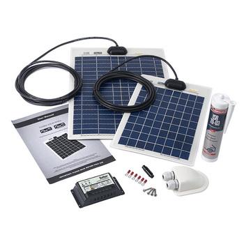 30 Watt Flexi PV Kit (STPVFRT030)