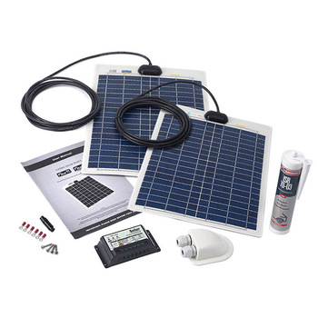 40 Watt Flexi PV Kit (STPVFRT040)