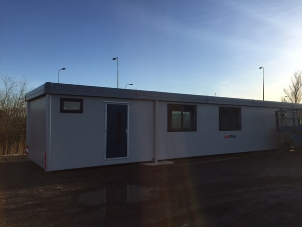A New Cabin For A Valued Customer!
