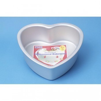 PME Cake Tins – Heart Shaped Tins (various sizes available)