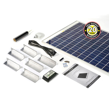 100 Watt PV Logic Solar Kit (STMPH100)