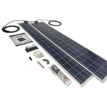 120 Watt Flexi PV Kit (STPVFRT120)