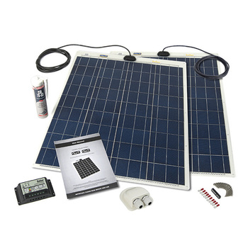160 Watt Flexi PV Kit (STPVFRT160)