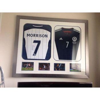 James Morrison WBA & Scotland