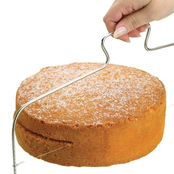 Adjustable Cake Cutting Wire