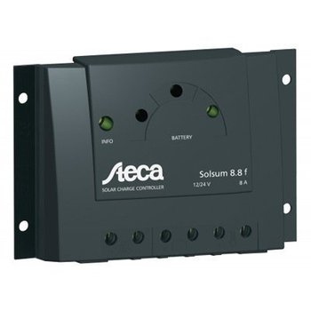 Steca Solsum 8A Charge Controller (SOLSUM8.8F)