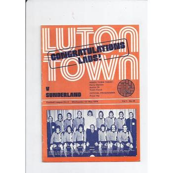 Sunderland Away Football Programmes