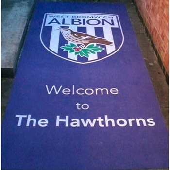Baggies Down Under - 07/08 Tunnel Mat