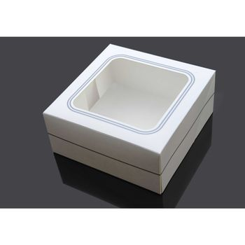 Cake boxes Gateaux – varied sizes available all 5″ Deep