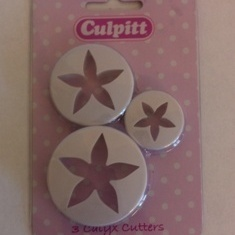 Culpitt 3 Caylx Cutters