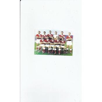 Wales Top Cup Teams