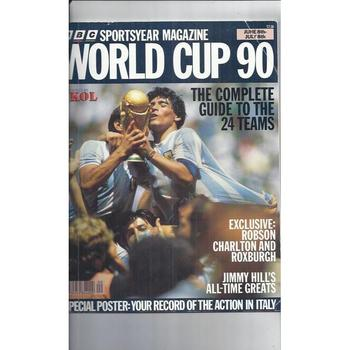 World Cup '90 - BBC Sports Year Magazine