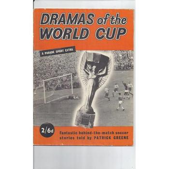 Dramas of the World Cup by Parade Sport Extra Magazine 1960's