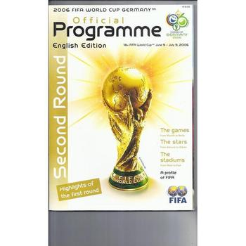 WORLD CUP Official UK Edition Second Round 2006