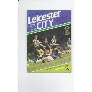 Coventry City Away Football Programmes