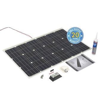 100 Watt Flexi PV Kit (STPVFRT100)