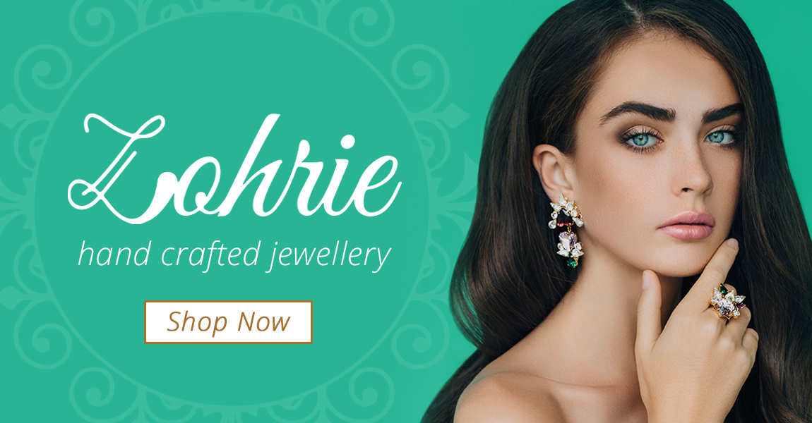 Zohrie - Hand crafted jewellery for you