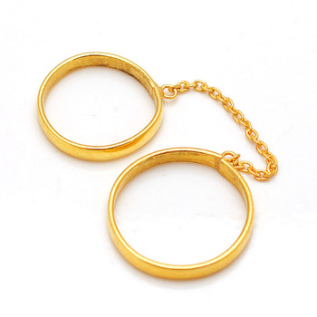 Double Band Chain Ring