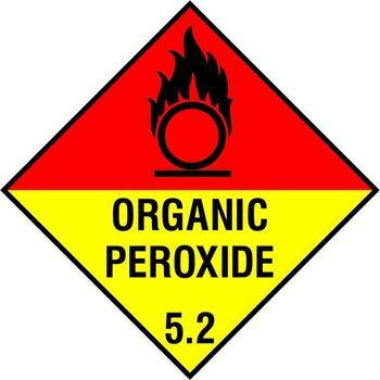 Organic Peroxide 5.2