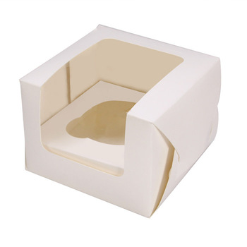Cup Cake box – Holds 1 cup cake
