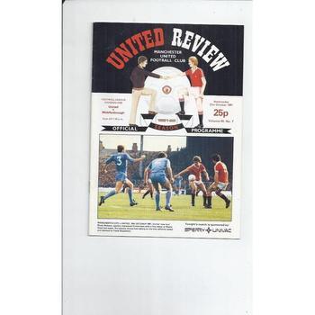 Middlesbrough Away Football Programmes
