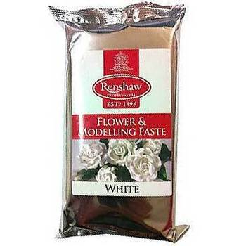 Renshaw Flower and Modelling 250g White