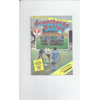 Grimsby Town Football Programmes