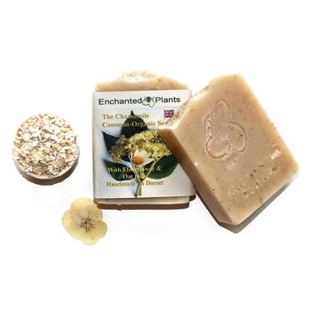 Chamomile & Elderflower Organic Soap