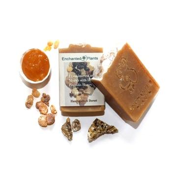 Frankincense & Myrrh Organic Soap