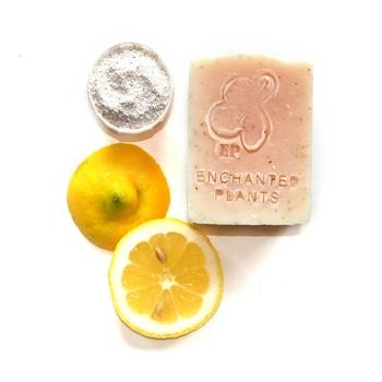 Lemon Barley Organic Soap
