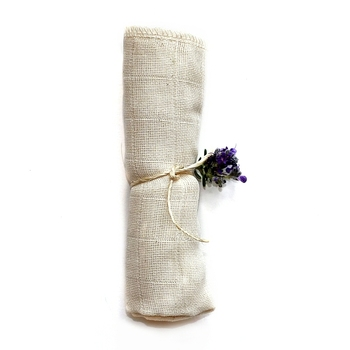 Organic Muslin Flannel Face Cloth