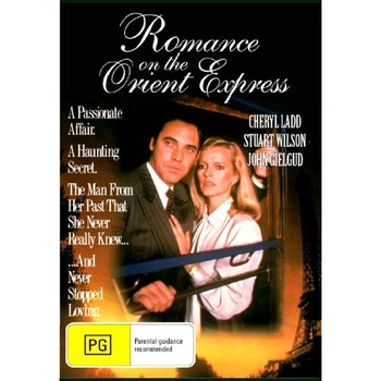 Romance on the Orient Express(1985) Cheryl Ladd