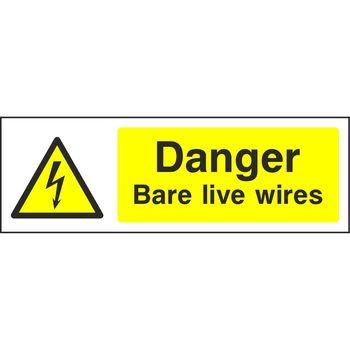 Electrical Hazard - Warning