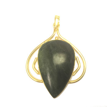 Gemstone Pendant