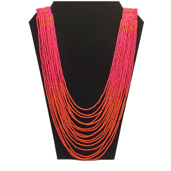 Shaded Boho Necklace