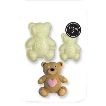 """JEM  Teddy """"Pop it"""" Mould"""