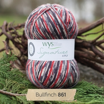 Signature 4 Ply Country Birds Collection