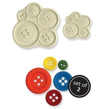 """JEM  Buttons """"Pop it"""" Mould"""