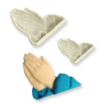 "Jem - Praying Hands ""Pop It"" Mould"