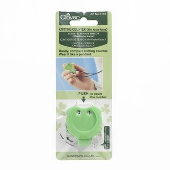 Clover Mini Kacha Kacha Knitting Counter