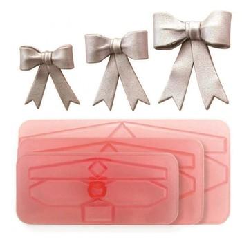 JEM Large Bows 3D Cutter set of 3