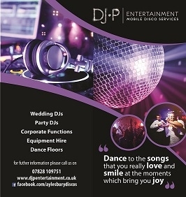 DJP Disco Brochure