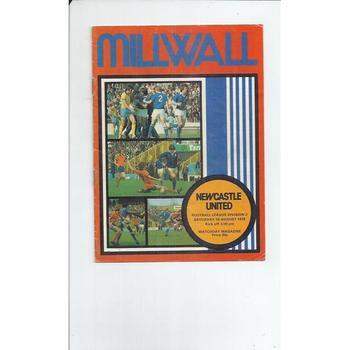 Newcastle United Away Football Programmes