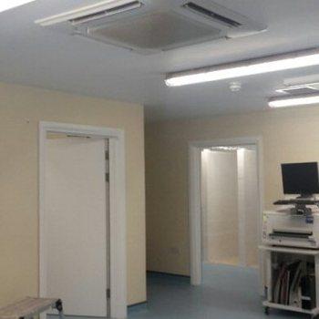 Victoria Vets - Aberdare. Air Conditioning & Ventilation installation
