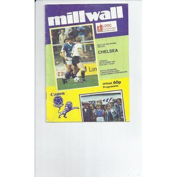 Millwall Football Programmes
