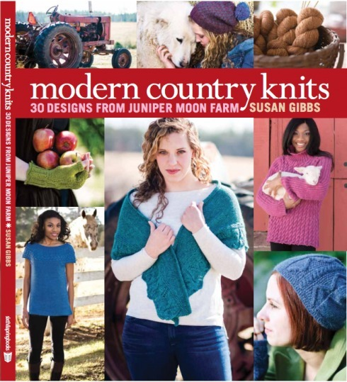 Modern Country Knits From Juniper Moon Farm Loobylou Yarns