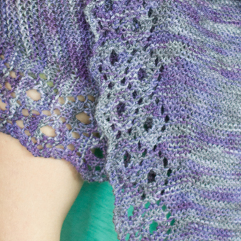 Callie Shawl Pattern
