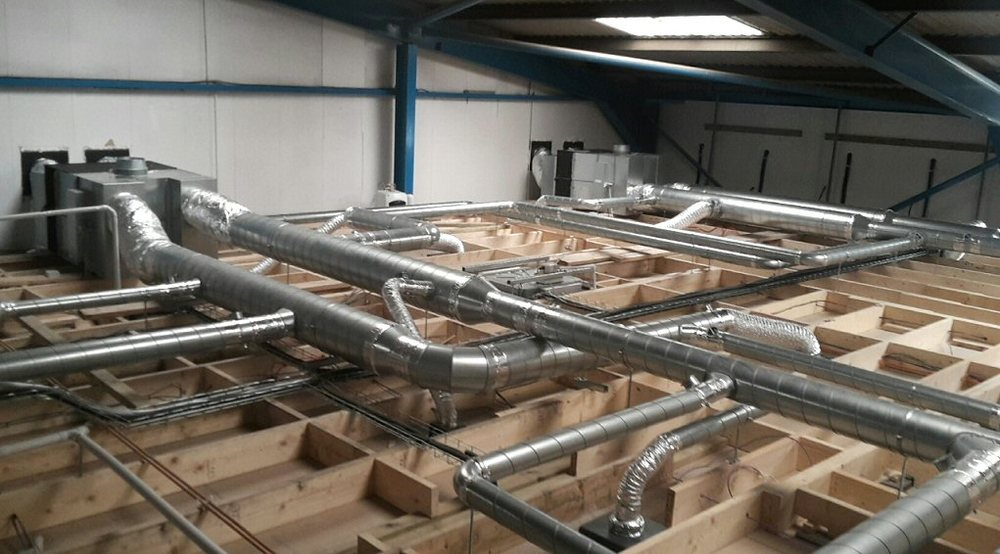 Heat Recovery Ventilation System Installation : About us optimum air conditioning